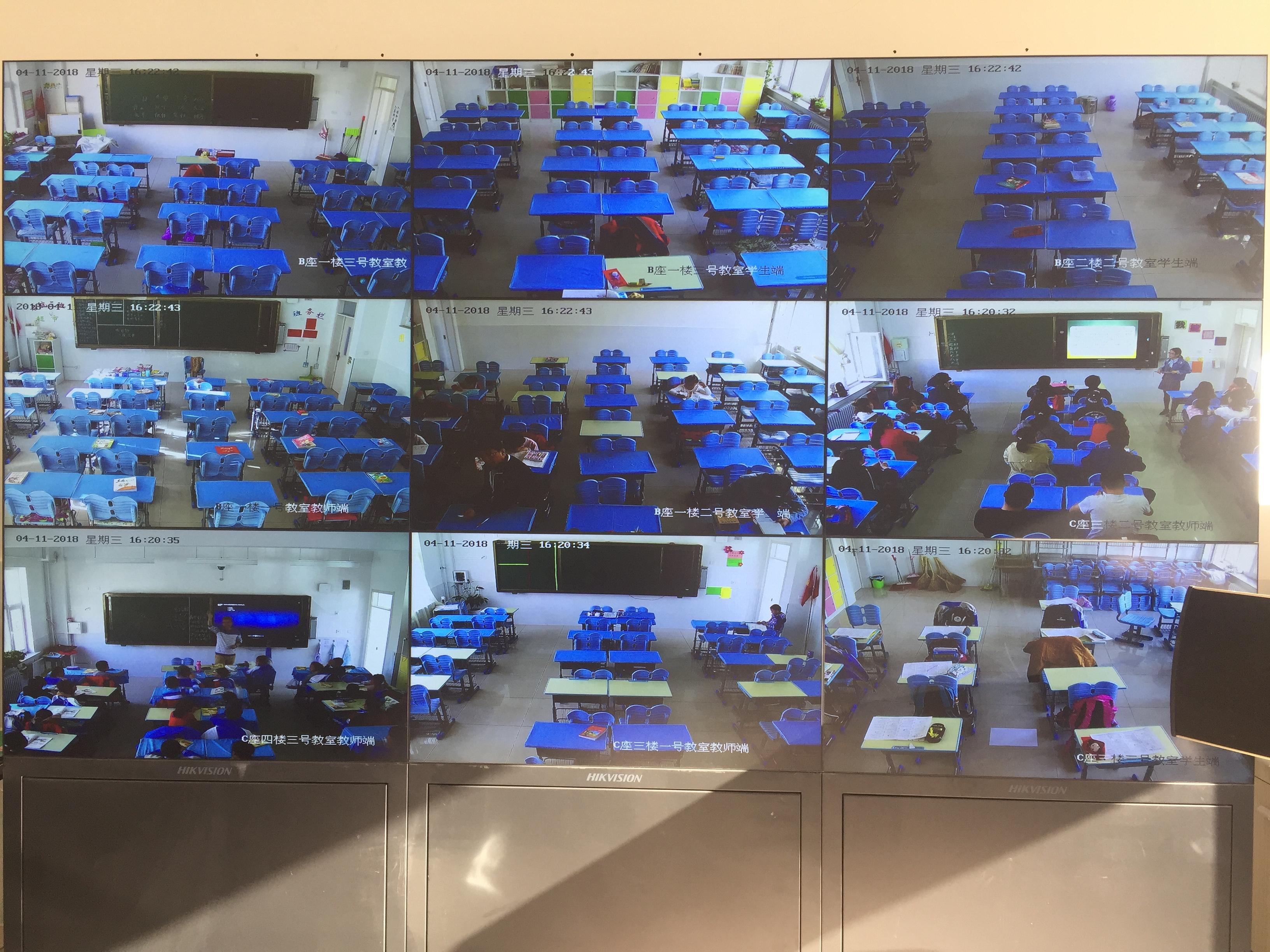 学校视频监控系统建设