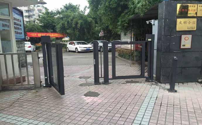 小区门禁管理系统建设