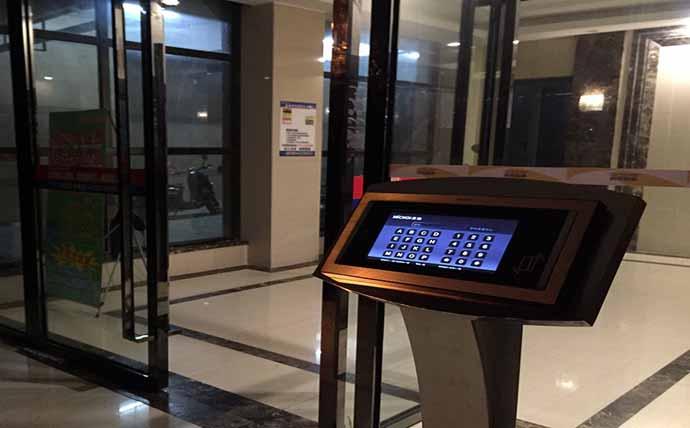 办公楼门禁管理系统建设