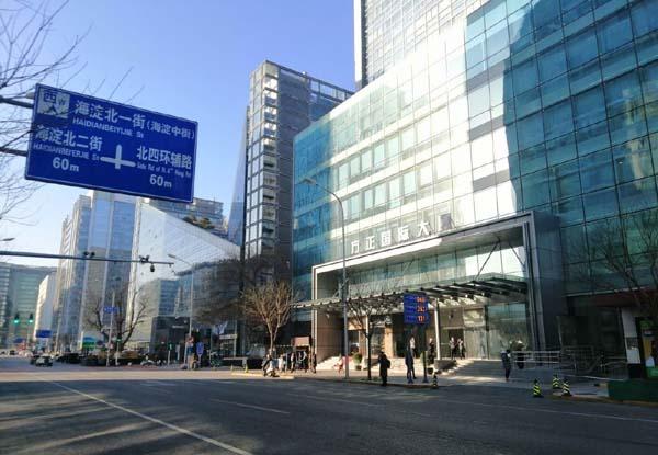 方正国际大厦停车场管理系统建设