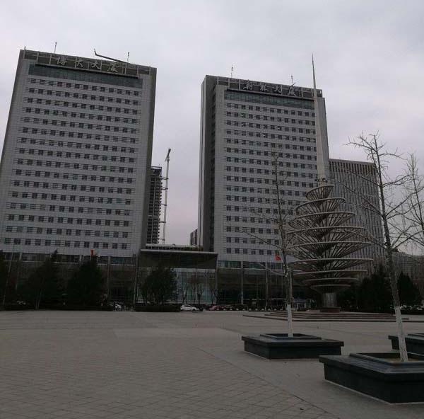 北京市博大大厦综合布线系统建设